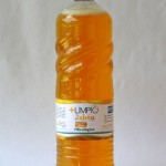 Botella de jabon para manos y cuerpo