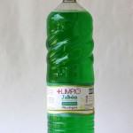 Botella de jabon liquido para ropa